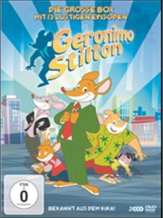 DVD-VÖ | Geronimo Stilton - Die Große Box