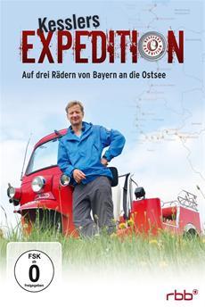 DVD-VÖ   Michael Kessler geht an die Grenze! KESSLERS EXPEDITION