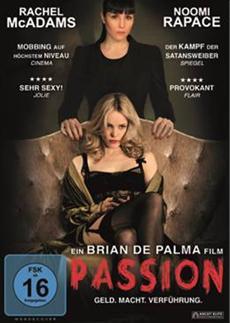 DVD-VÖ | PASSION - ein Brian De Palma Film