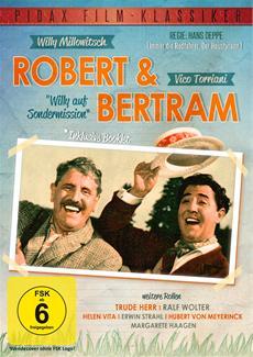 DVD-VÖ | Robert und Bertram (Willy auf Sondermission)