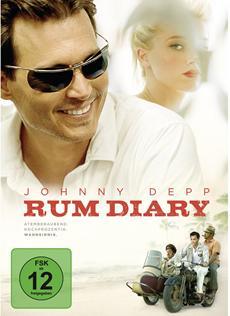 DVD-VÖ   RUM DIARY ab 18. Januar 2013 als DVD, Blu-ray und Video on Demand erhältlich!