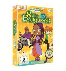 DVD-VÖ | Sally Bollywood - Die komplette Staffel 1 (VÖ: 21.03.2014)