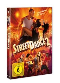 DVD-VÖ   STREETDANCE 2 - Ab 23. November erhältlich!