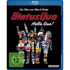 DVD-VÖ   Zeitreise durch 50 Jahre Rockgeschichte mit STATUS QUO: Musikdoku
