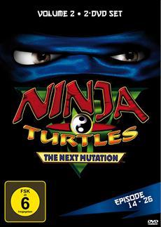 DVD-VÖ | Ninja Turtles - The Next Mutation Vol. 2