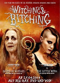 BD/DVD-VÖ | Total abgedreht! Ein wilder Hexentanz!