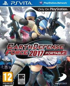 Earth Defense Force® 2017 Portable erscheint noch diesen Winter exklusiv für PlayStation Vita