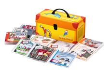 """Ein Koffer voller Hörbücher: """"Der große ZEIT Kinderhörspaß"""" von ZEIT und Oetinger audio jetzt auch im Buchhandel"""