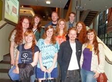 Ein absoluter Hingucker – Redhead Day in Berlin!