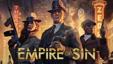 Empire of Sin Now Available for Pre-Order ahead of December 1st, 2020 Release