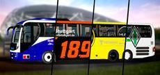 Erweiterung Fußball Mannschaftsbus für Fernbus Simulator ab sofort erhältlich