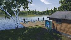 Euro Fishing: Der Lac d'Or ist die neue DLC Angelsimulation von Dovetail Games
