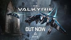 EVE: Valkyrie ist ab sofort für HTC Vive auf Steam erhältlich