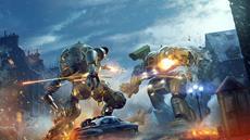 Explosive Mech-Action für World of Tanks: Mercenaries!