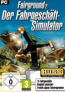 Fairground 2: Der Fahrgeschäft-Simulator - Freizeitpark-Attraktionen in Eigenregie steuern