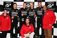 Florian Strauss gewinnt GT Academy 2013 – Traum von einer professionellen Rennfahrer-Karriere wird wahr