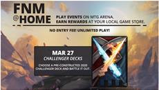 Friday Night Magic jetzt in MTG Arena verfügbar!