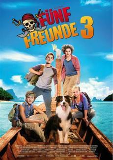 Fünf Freunde 3 - Hauptplakat jetzt verfügbar!