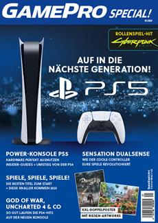 GamePro veröffentlicht Sonderheft zu Sonys PlayStation 5