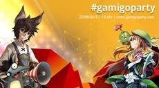 """gamigo Party: iBlali, Die Hübschen und Lightning Cosplay feiern am 23. August mit Spielefans im """"Wartesaal am Dom"""""""