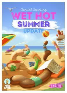 Genital Jousting bekommt heißes Sommer-Update