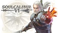 Geralt von Riva als Gastcharakter in SOULCALIBUR VI
