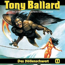 Gewinnspiel: Dämonenhasser Tony Ballard, Folge Nr. 11 Das Höllenschwert