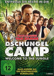 Gewinnspiel | Dschungelcamp - Welcome to the Jungle