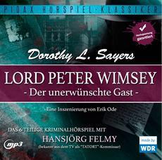 Gewinnspiel | Lord Peter Wimsey: Der unerwünschte Gast