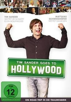 Gewinnspiel: Tim Sander goes to Hollywood