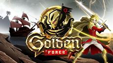 Golden Force is out now on Switch