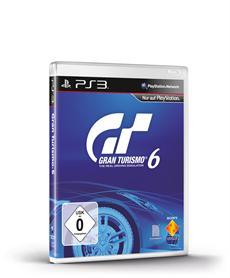 Gran Turismo<sup>&reg;</sup>6 - umfangreiche Details bereits vorab verf&uuml;gbar