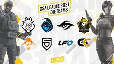 GSA League 2021: Start der zweiten Season am 9. April