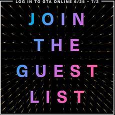 GTA Online: Gästelisten-Belohnungen, 300.000 GTA$ Geldgeschenk, Rabatte & mehr