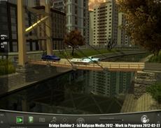 """Halycon Media veröffentlicht """"Bridge Builder 2"""", den Nachfolger des original Brückenbau-Simulators!"""
