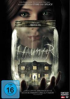 HAUNTER - JENSEITS DES TODES (Ab 22. 05. 2014 auf Blu-ray, DVD und als VOD)