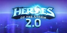 Heroes of the Storm 2.0 ist jetzt live
