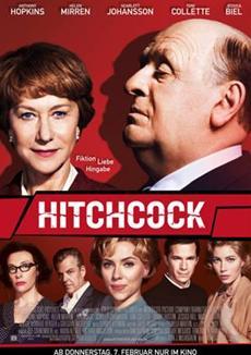 HITCHCOCK - Kinostart: 7. Februar 2013