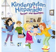 Gewinnspiel: Kindergarten Hitparade