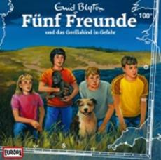 Gewinspiel: Fünf Freunde und das Gorillakind in Gefahr, Folge 100