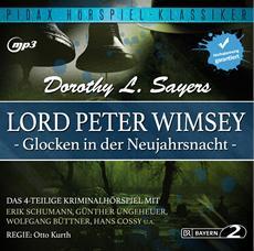 CD-VÖ | Lord Peter Wimsey: Glocken in der Neujahrsnacht