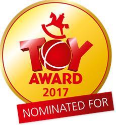 ICECOOL für den ToyAward 2017 nominiert!