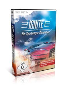 IGNITE - Die Sportwagen-Simulation - Qualmender Asphalt und spektakuläre Fahrmanöver!
