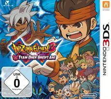 Inazuma Eleven 3: Team Oger greift an! - im Februar ist Anstoß auf Nintendo 3DS