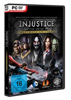 Injustice: Götter unter uns Ultimate Edition erscheint am 29. November
