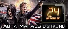 """Jack Bauer ist zurück: """"24: Live Another Day"""" als Digital HD"""