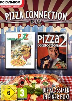 Kalt, aber geil: Assemble veröffentlicht Pizza Connection Box mit Pizza Connection 1&2
