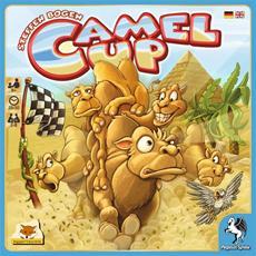Kamele reiten Huckepuck - Camel Up!