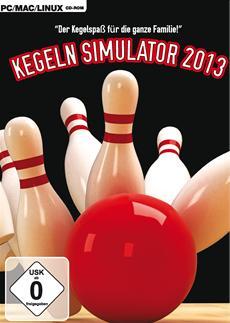 Kegeln Simulator 2013 ab sofort im Handel