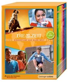 """Kinderfilmedition """"Kinderfilme aus aller Welt"""" von ZEIT, Oetinger und terres des hommes jetzt auch im Buchhandel"""